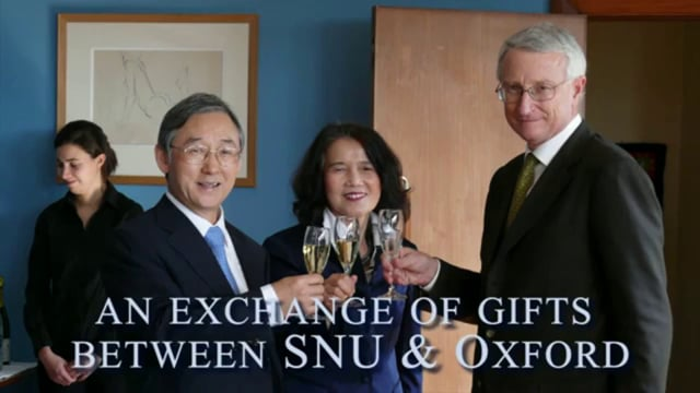 Korean Treasures come to Oxford