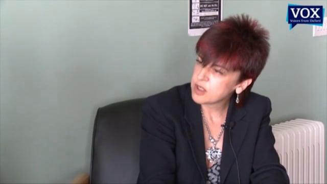 Dr Elize Richards on OSCE Teaching Day