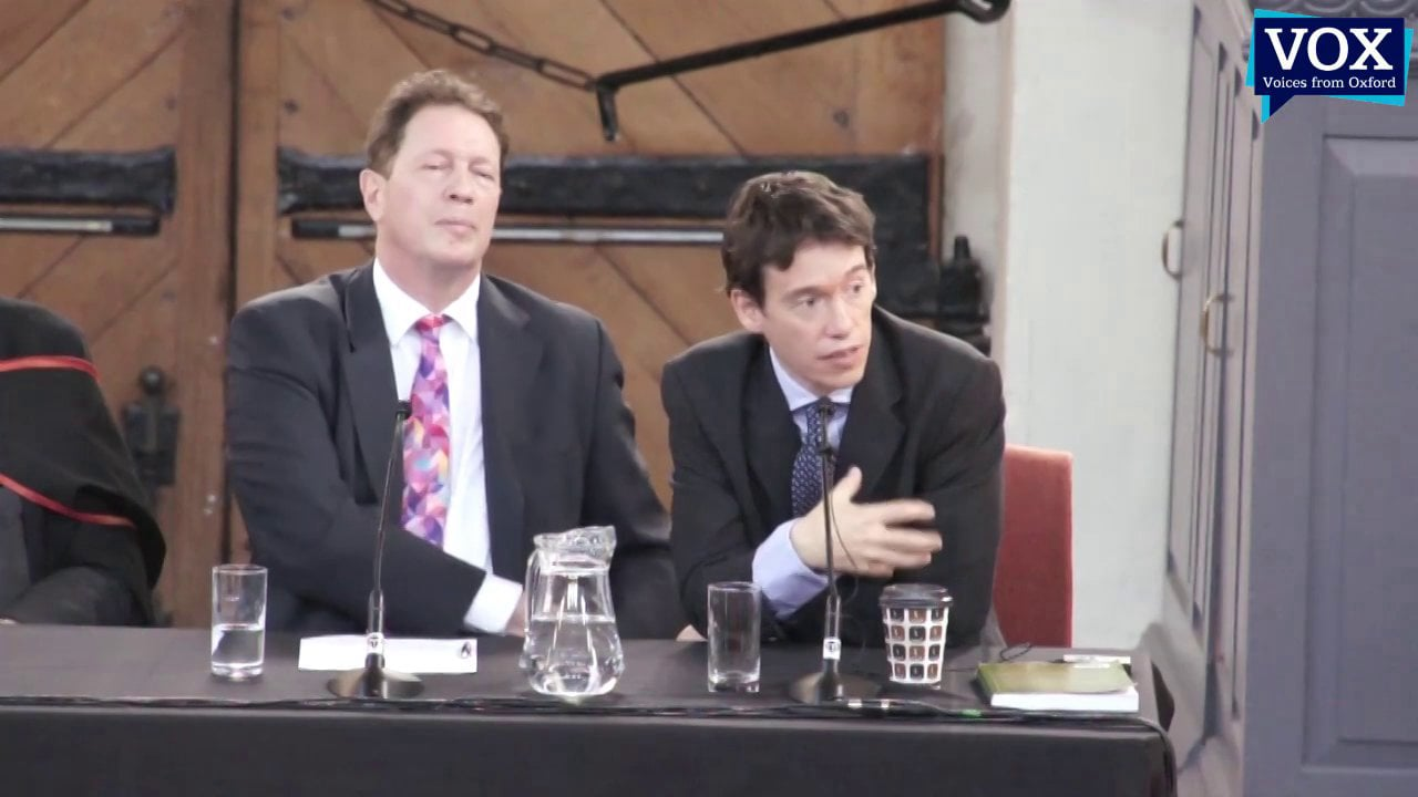 Rory Stewart MP – Balliol @ 750