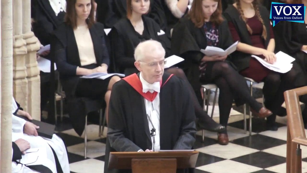 First Lesson by Lord Reed at a Service of Thanksgiving