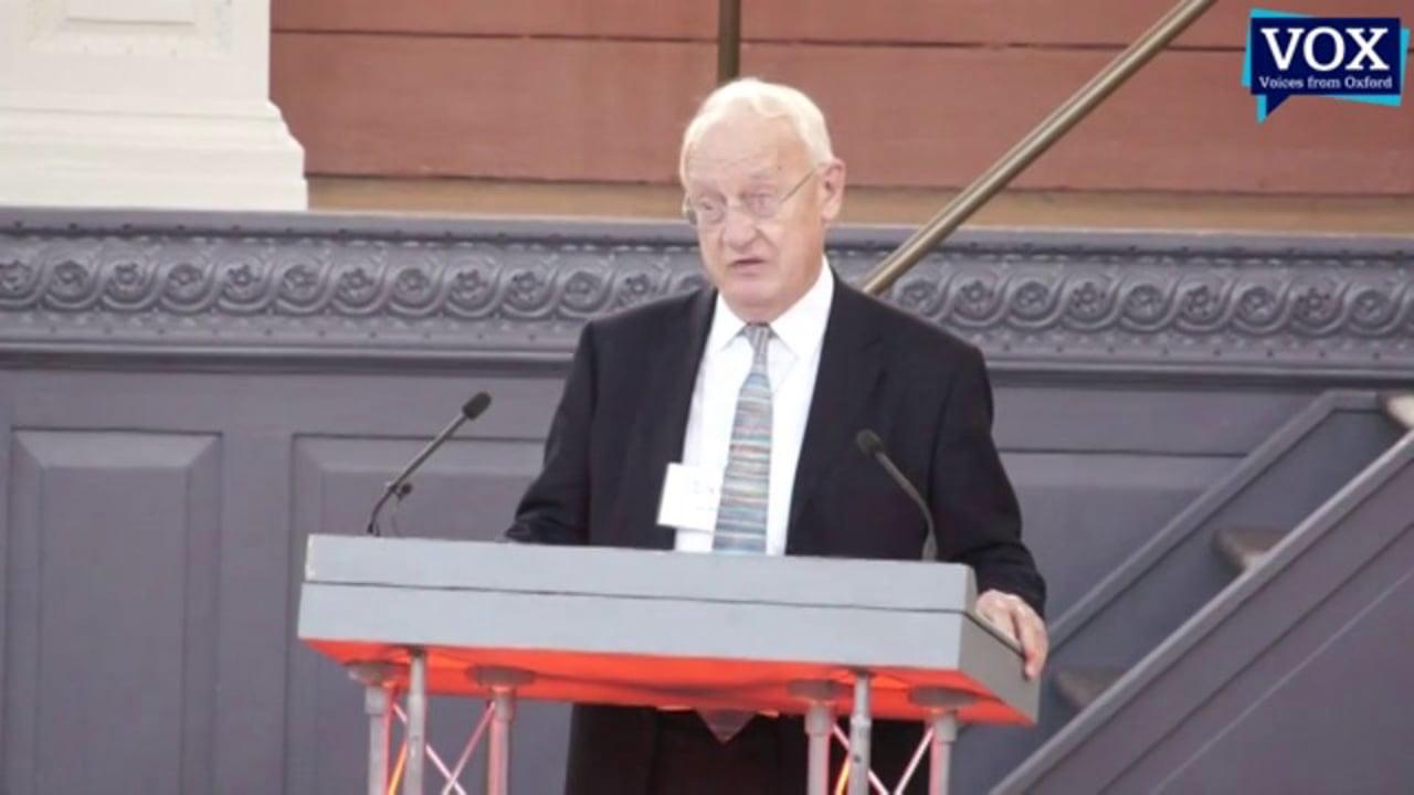 JCR Presidents – Balliol @ 750