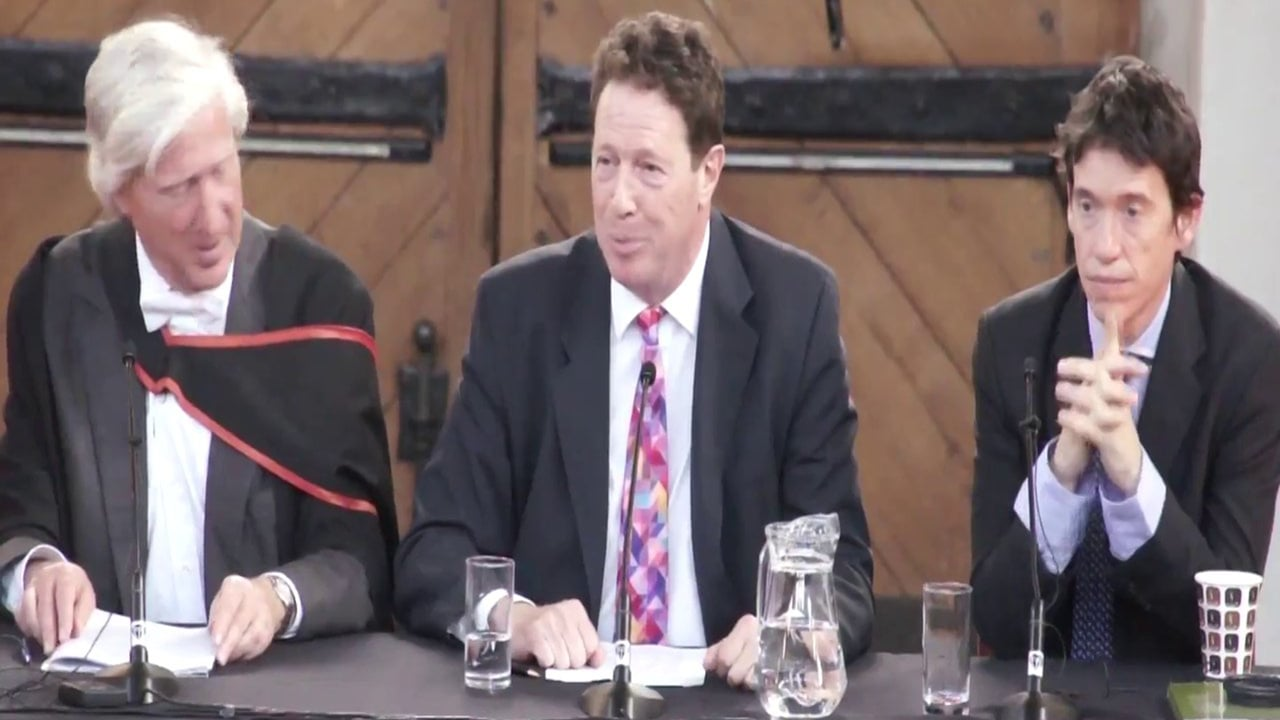 Sir Nigel Sheinwald – Balliol @ 750