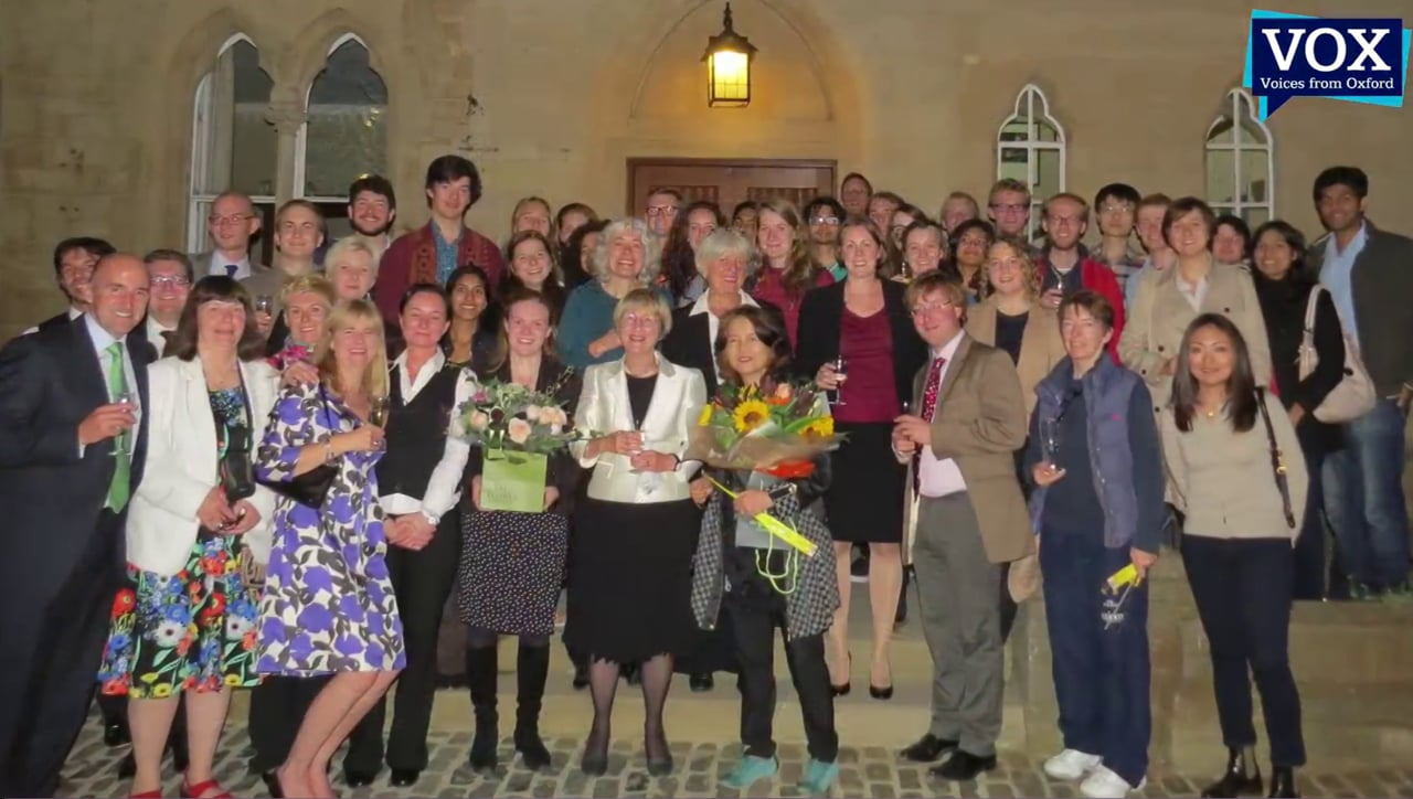 Farewell to Frances Cairncross