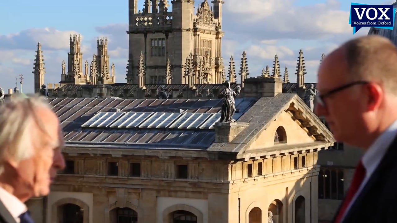 The 21st Century Bodleian