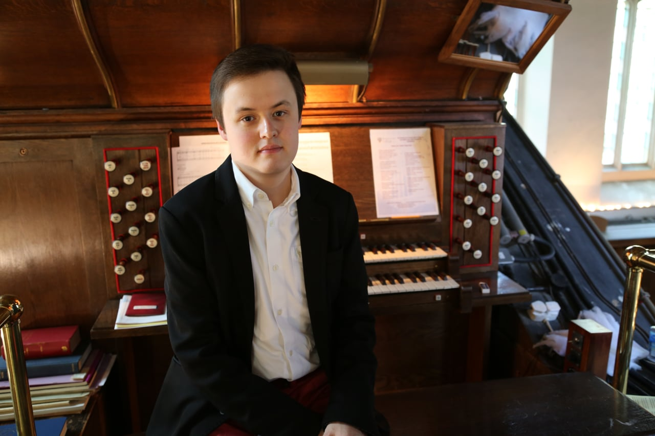 The Life and Studies of an Oxford Senior Organ Scholar