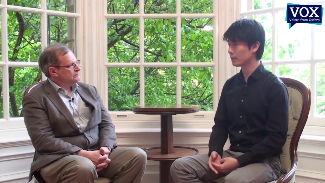 A Pianist and Physicist in Conversation
