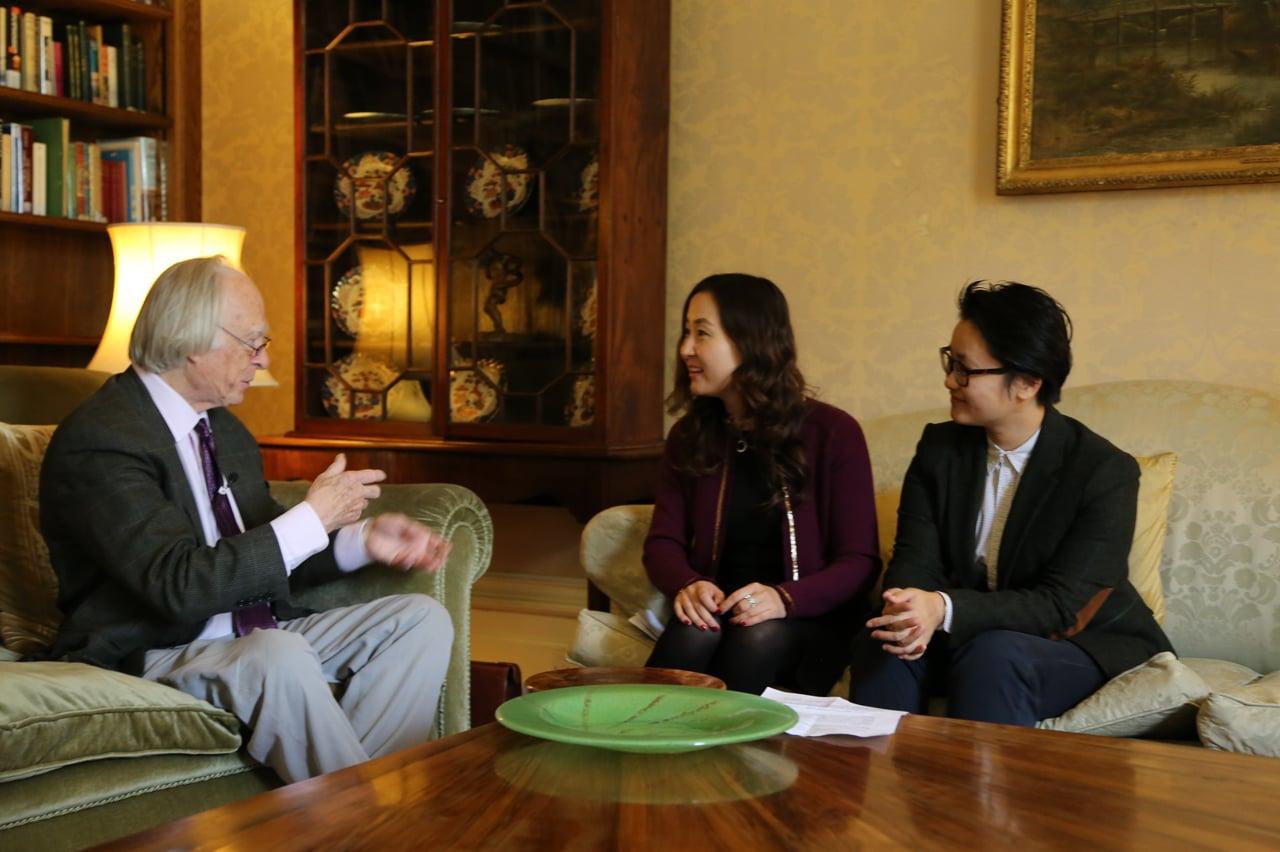 Study@DushuLake: International Education in China