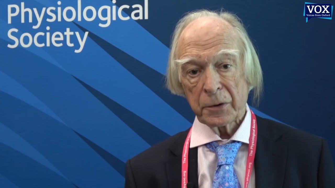 Denis Noble accepts challenge to debate Richard Dawkins on Evolution