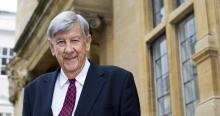 James Martin Founder of Oxford Martin School, University of Oxford