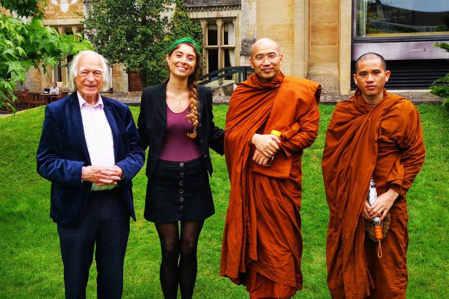 Professor Denis Noble how Buddhist Mindfulness Meditation changed me