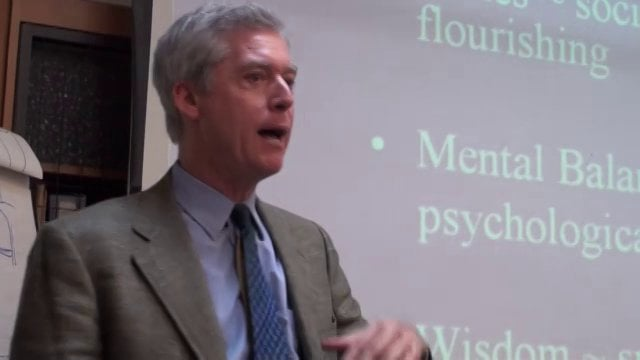 Buddhism and Science session 5: Alan Wallace