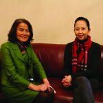 Prof Hong Fan - Corporate Communication