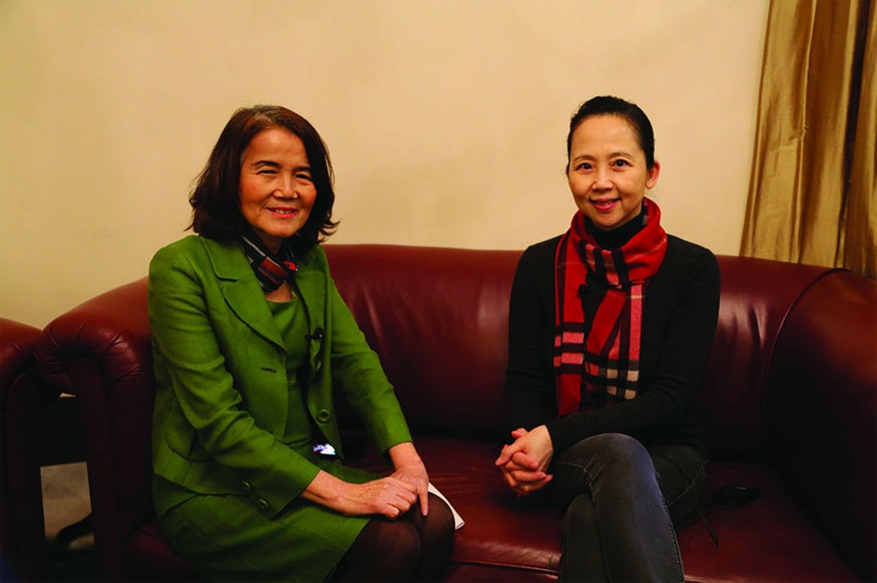 Prof Hong Fan – Corporate Communication