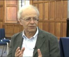 Peter Singer and the ethics of food