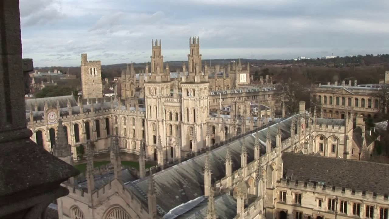 Voices from Oxford Introductory Message
