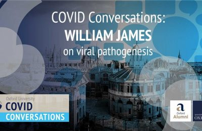 VOX Editor, Professor William James on viral pathogenesis