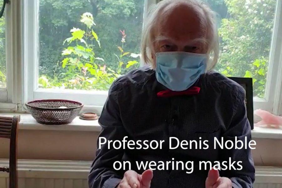 Slow pandemic, wear masks