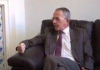 Prof Andrew Goudie Master of St Cross College