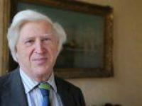 Sir Drummond Bone Master of Balliol College, University of Oxford (2011-2018)